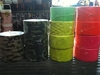 Cinta duct tape (usa) camuflada o colores fluo 48mm x 10 yds