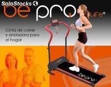 Cinta electrica correr fitness Be Pro Life
