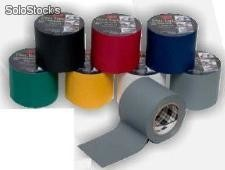 Cinta multiproposito duct tape 3903 48MM x 9 mts - colores varios