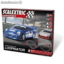 Circuito Compact Loopinator - Scalextric