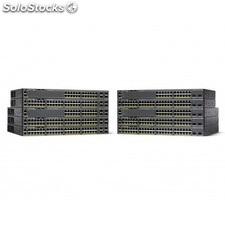 Cisco - Small Business Catalyst 2960-X Managed network switch L2/L3 Gigabit