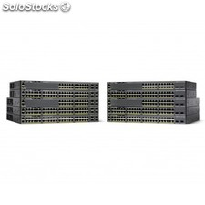 Cisco - Small Business WS-C2960X-48TS-L Managed network switch L2 Gigabit