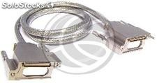 Cisco StackWise Cable vhdci Male to vhdci 68p 68p 50cm male cab-stack-50CM