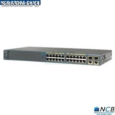 Cisco Ws-C2960+24Pc-s Catalyst 2960-Plus 24Pc-s Switch Man