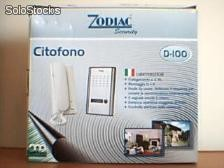 Citofono zodiac Security d-100