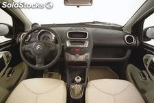 Citroen C1, con impianto audio panasonic