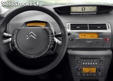 Citroen C4, con impianto audio RD1 / RD4 (con protocollo can), navigatore satellitare RT3 (con protocollo can)