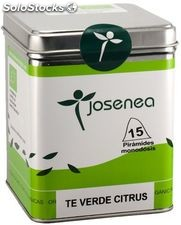 Citrus Green Tea pode Josenea