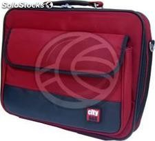 CityBAG Basic Computer Case (Red) (CB19)