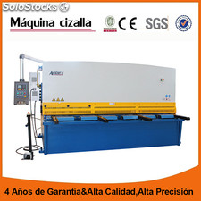 Cizalla hidráulica accurl MS7-12x6000mm