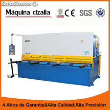 Cizalla hidráulica accurl MS7-16x6000mm