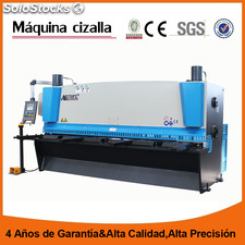 Cizalla hidráulica accurl MS8-8X4000mm