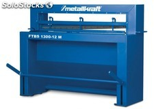 Cizalla Manual con banco metallkraft FTBS1300-12M