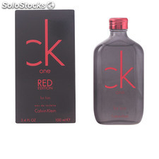 Ck one red edition him edt vaporizador 100 ml