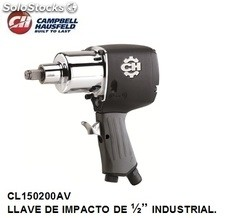Cl1502 Llave de impacto de 1/2 Campbell (Disponible solo para Colombia)