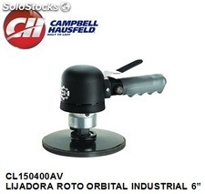 Cl1504 Lijadora industrial roto orbital 6 (Disponible solo para Colombia)