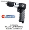 Cl1545 taladro 3/8 industrial mandril automático (Disponible solo para Colombia)