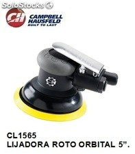 Cl1565 Lijadora Roto Orbital 5 Campbell (Disponible solo para Colombia)