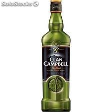 Clan campbell s.whisky 40D 1L