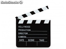 Claqueta cine hollywood 20X18