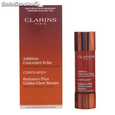 Clarins - ADDITION concentré éclat auto-bronzant 30 ml