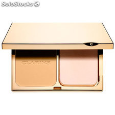 Clarins base de maquillaje everlasting compact foundation nº 110 honey