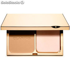 Clarins base de maquillaje everlasting compact foundation nº 114 cappucino