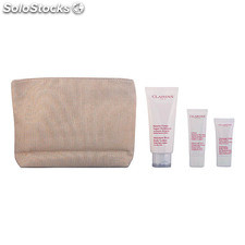 Clarins - baume corps super hydratant lote 4 pz