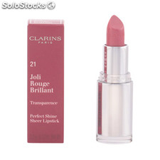 Clarins - joli rouge brillant 21-pink orchid 3.5 gr