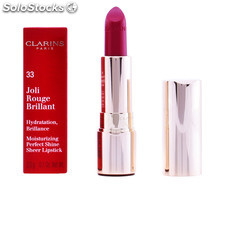 Clarins joli rouge brillant #33-soft plum 3,5 gr