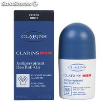 Clarins - MEN antiperspirant deo roll-on 50 ml
