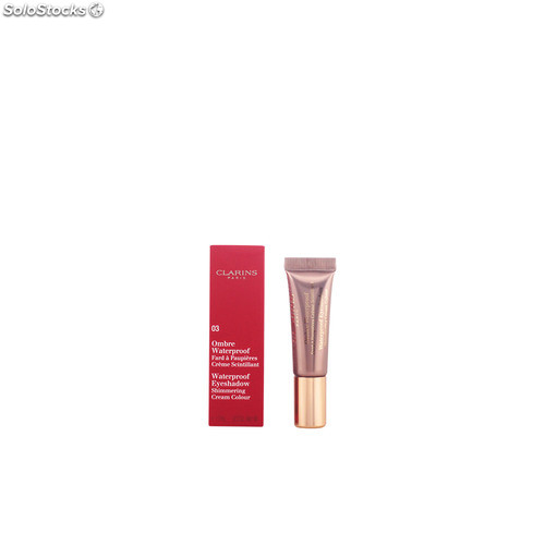 Clarins ombre waterproof #03-silver taupe 7 ml