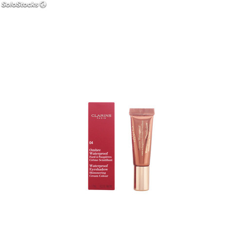 Clarins ombre waterproof #04-copper brown 7 ml