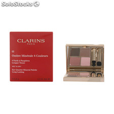 Clarins - ombres minerales 4 couleurs 03-rosewood 5.8 gr