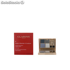 Clarins ombres minerales 4 couleurs #04-indigo 5.8 gr