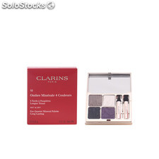 Clarins ombres minerales 4 couleurs #10-iris blossom 5.8 gr