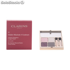 Clarins - ombres minerales 4 couleurs 12-vibrant light 5.8 gr