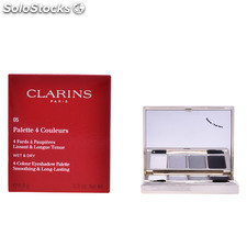 Clarins palette 4 couleurs #05-smoky 6,9 gr