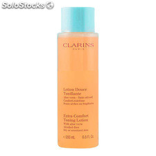 Clarins - PS lotion douce tonifiante with aloe vera 200 ml
