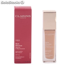 Clarins - skin illusion 112.5-caramel 30 ml