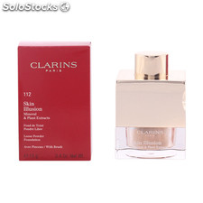 Clarins - skin illusion powder 112-amber 13 gr