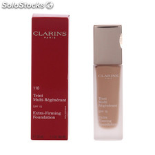 Clarins - teint multi-régénérant SPF15 110-honey 30 ml
