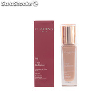 Clarins TRUE RADIANCE correction du teint éclat #109-wheat 30 ml