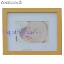 Classic Simple Wooden Photo Frame