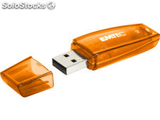 Clé usb 4GB emtec C410 (Orange) usb 2.0