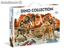 Clementoni. Dino Collection 4 en 1