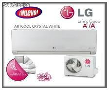 climatisation Lg A09WK (CA09AWV) Art Cool Crystal White