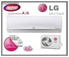 climatisation Lg P18RK SSC (CS18AQ) Silver Deco