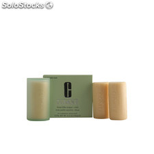 Clinique 3 little soaps mild with dish 150 gr