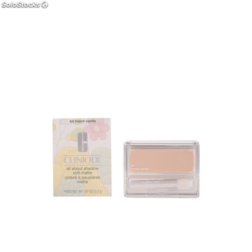 Clinique all about shadow matte #AA-french vanilla 2,2 gr